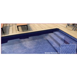 Poolfolie Wellpool24 Premium 0,9 mm (gemustert)