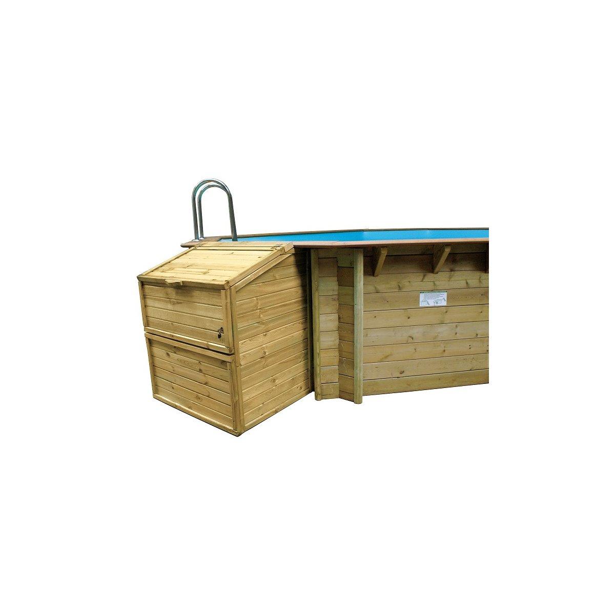 filterkasten f r holzpools h he 120 cm 239 00. Black Bedroom Furniture Sets. Home Design Ideas