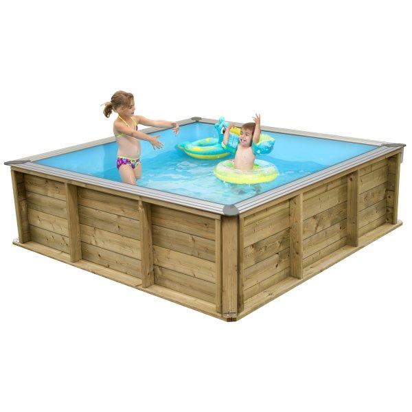 Mini holzpool f r jeden garten 839 00 for Garten pool 2m tief