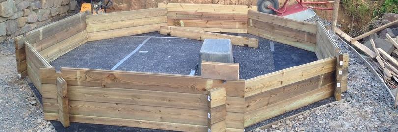 Workshop Holzpool - sichern Sie sich jetzt